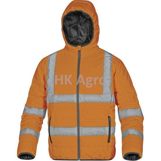 Delta Doon HV bunda fluo oranžová vel.L